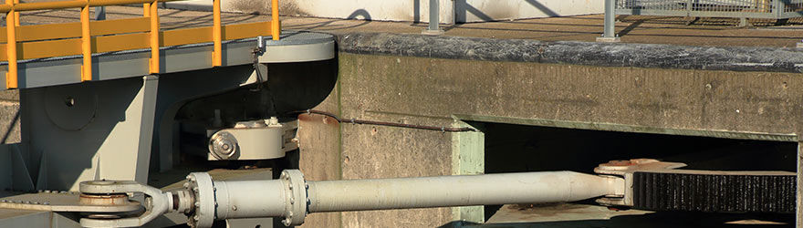 Stahlwasserbau - Beschichtungen & Reparaturarbeiten