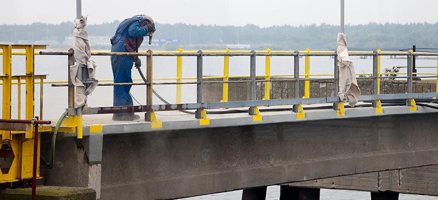 Bautenschutz - Mit Korrosionsschutz Beton stabil und langlebig machen
