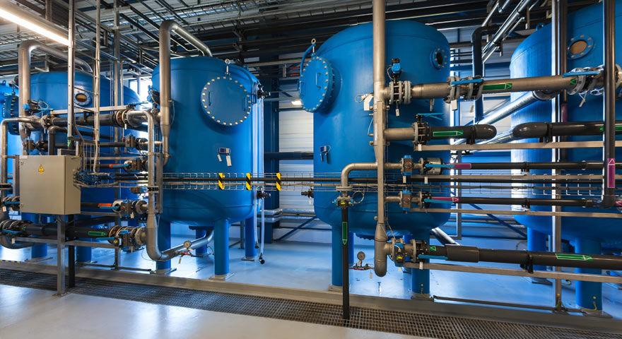 Trinkwasser Behälterbeschichtung